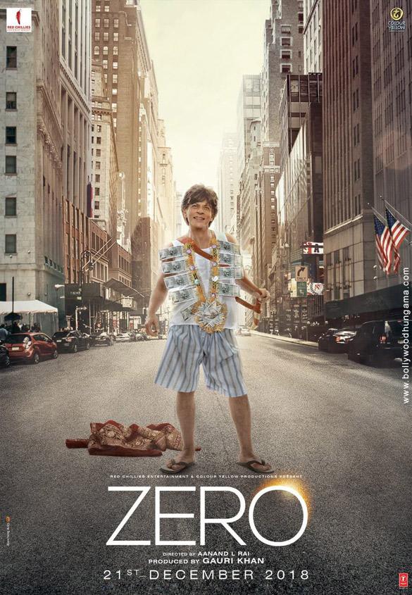 ZERO (2018) con SRK + Jukebox + Sub. Español + Online Zero-4