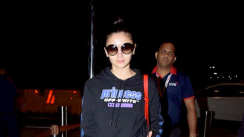 Alia Bhatt, Kangana Ranaut, Varun Dhawan and others snapped at the airport