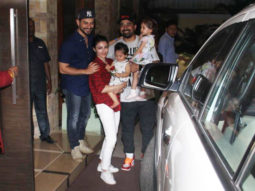 CHECK OUT Cutie Taimur Ali Khan's pre-birthday celebrations Part 2