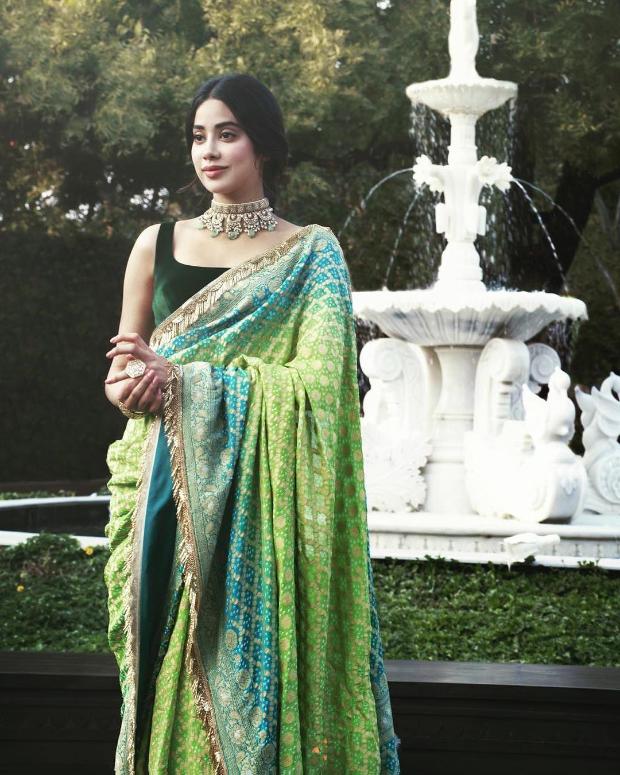 Isha Ambani Wedding Udaipur: Slay Or Nay: Janhvi Kapoor In Manish Malhotra For The Pre