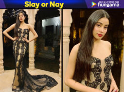 Slay or Nay - Janhvi Kapoor in Reem Acra (Featured)