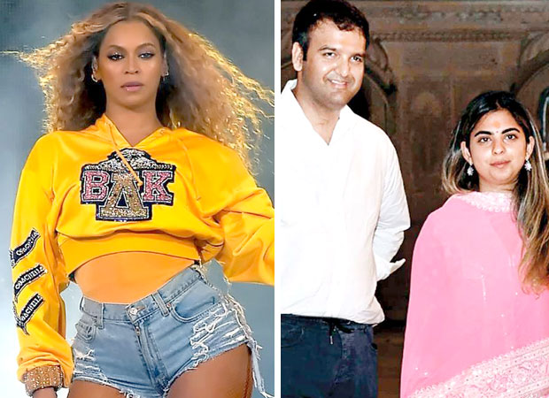 WHOA! Beyonce to belt out HIT TRACKS at Isha Ambani - Anand Piramal's grand wedding in Udaipur