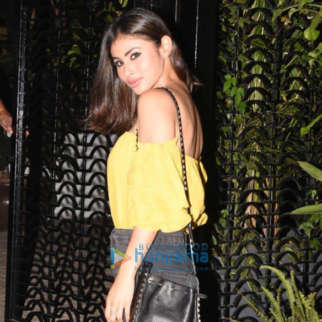 Mouni Roy snapped at Soho House, Juhu | Parties & Events