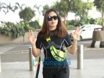 Photos: Bhumi Pednekar, Raveena Tandon, Ajay Devgn and others snapped at the airport