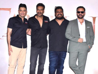 Tanhaji: The Unsung Warrior Trailer Launch | Ajay Devgn | Saif Ali Khan | Sharad Kelkar | Part 1
