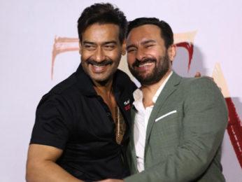 Tanhaji: The Unsung Warrior Trailer Launch | Ajay Devgn | Saif Ali Khan | Sharad Kelkar | Part 2