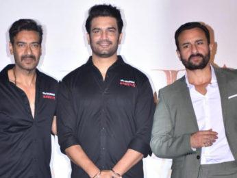 Tanhaji: The Unsung Warrior Trailer Launch | Ajay Devgn | Saif Ali Khan | Sharad Kelkar | Part 3
