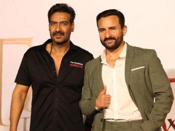 Tanhaji: The Unsung Warrior Trailer Launch | Ajay Devgn | Saif Ali Khan | Sharad Kelkar | Part 4