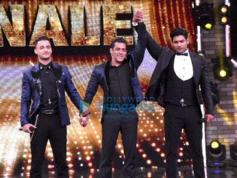 Photos: Salman Khan announces Sidharth Shukla as the winner of Bigg Boss 13, Asim Riaz comes second