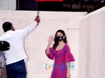 Photos: Alia Bhatt snapped at Sanjay Leela Bhansali's office